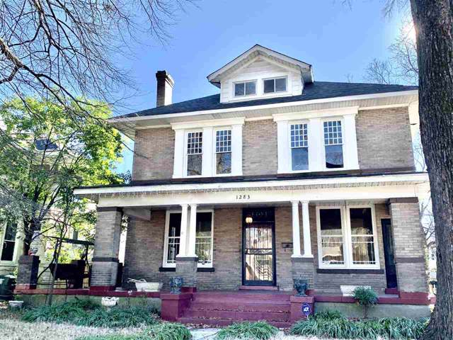 1283 Harbert Ave, Memphis, TN 38104 (#10068819) :: The Wallace Group - RE/MAX On Point