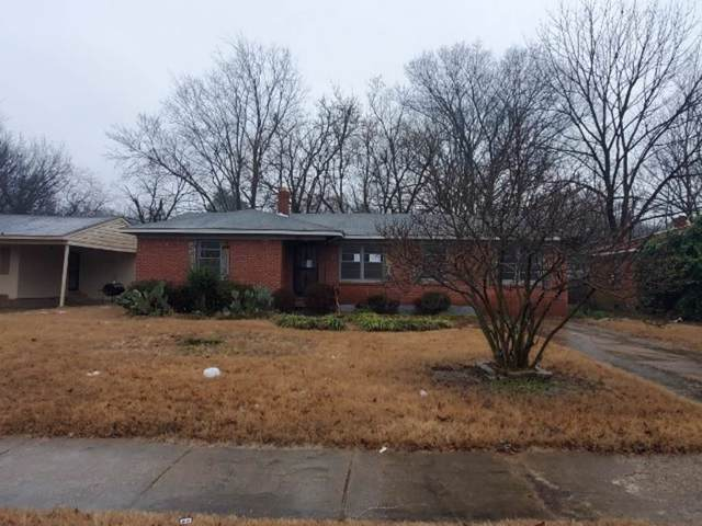 3614 Steele St, Memphis, TN 38127 (#10068905) :: The Melissa Thompson Team