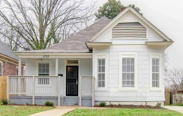 1703 Euclid Dr, Memphis, TN 38114 (#10069061) :: The Wallace Group - RE/MAX On Point