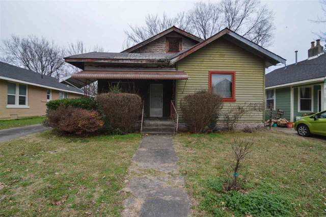 1060 Meda St, Memphis, TN 38104 (#10069080) :: The Wallace Group - RE/MAX On Point