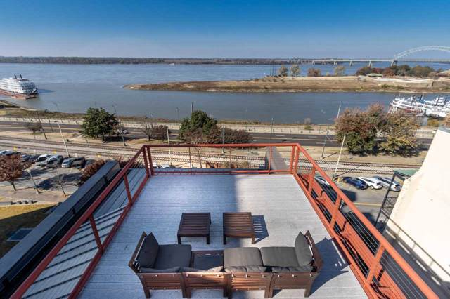 50 Gayoso Ave #407, Memphis, TN 38103 (#10069094) :: The Wallace Group - RE/MAX On Point