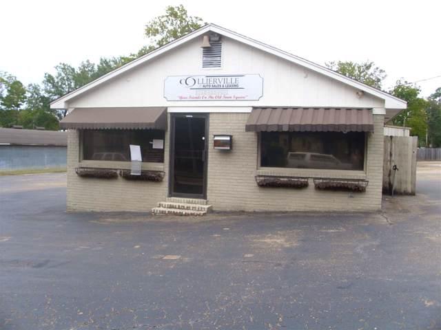 220 S Center St, Collierville, TN 38017 (#10069115) :: J Hunter Realty