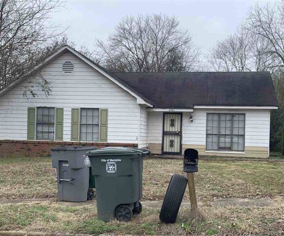 4601 Pembine Dr, Memphis, TN 38128 (#10069183) :: The Wallace Group - RE/MAX On Point