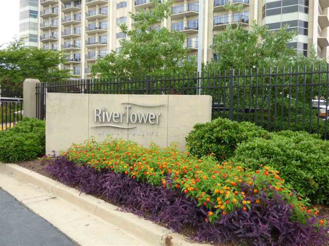 655 Riverside Dr #1405, Memphis, TN 38103 (#10069195) :: The Wallace Group - RE/MAX On Point