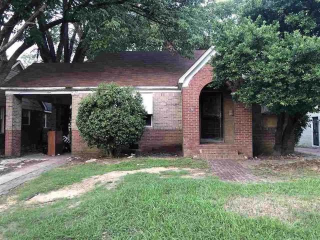 322 N Claybrook St, Memphis, TN 38104 (#10069225) :: RE/MAX Real Estate Experts