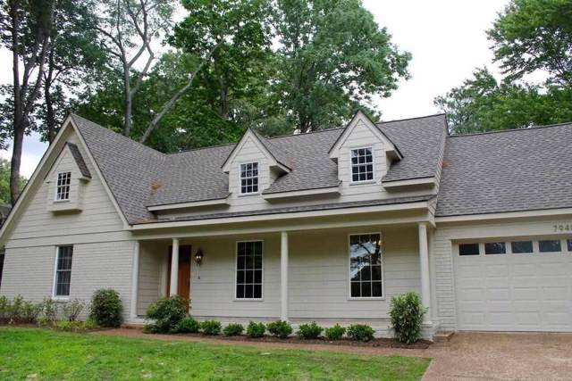 7940 Poplar Pike, Germantown, TN 38138 (#10069337) :: The Wallace Group - RE/MAX On Point