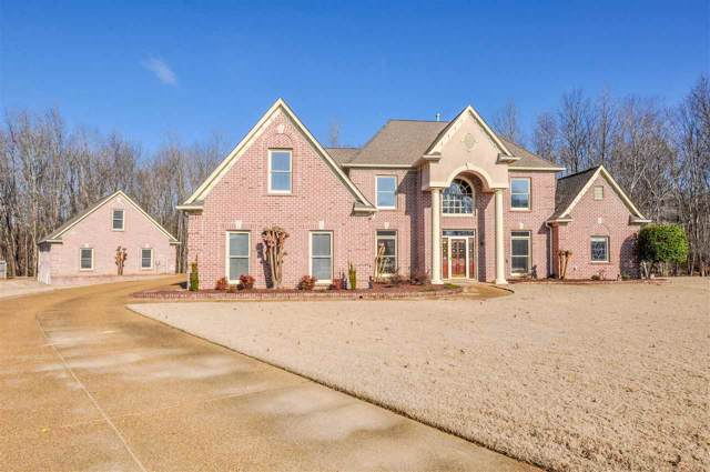 1819 N Waverton Cv, Collierville, TN 38017 (#10069383) :: The Wallace Group - RE/MAX On Point