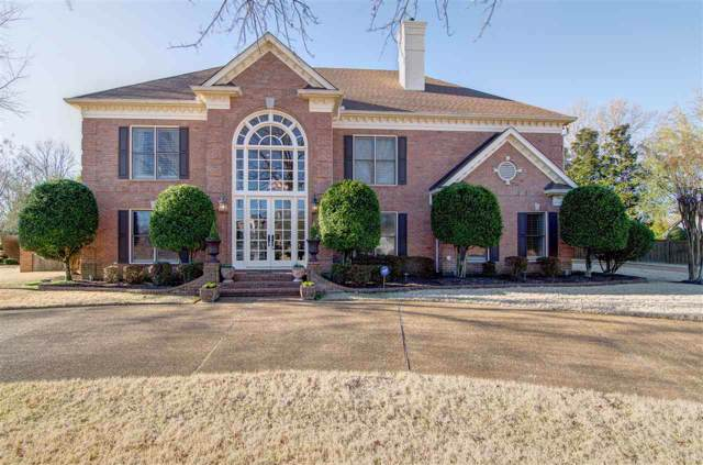 9610 Fox Hill Cir S, Germantown, TN 38139 (#10069394) :: The Wallace Group - RE/MAX On Point