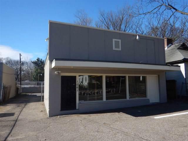 1061 S Cooper St, Memphis, TN 38104 (#10069419) :: RE/MAX Real Estate Experts