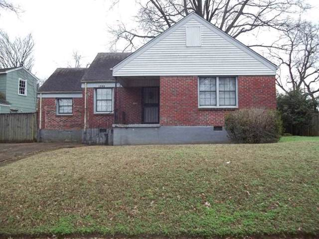 1393 Alamo St, Memphis, TN 38114 (#10069648) :: The Wallace Group - RE/MAX On Point