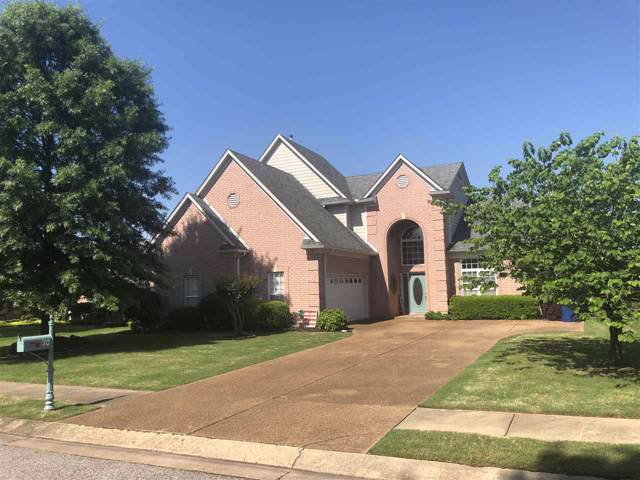 70 Fairoaks Dr, Oakland, TN 38060 (#10069683) :: The Wallace Group - RE/MAX On Point