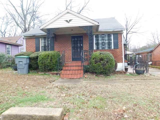 1462 Doris Ave, Memphis, TN 38106 (#10069860) :: The Melissa Thompson Team