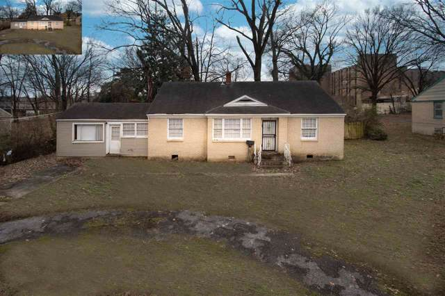 1303 Marlin Rd, Memphis, TN 38116 (#10069947) :: The Wallace Group - RE/MAX On Point