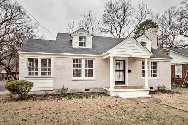 1921 Mignon Ave, Memphis, TN 38107 (#10070004) :: The Wallace Group - RE/MAX On Point