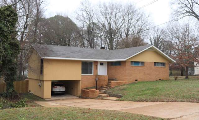 939 Skyline Dr, Jackson, TN 38301 (#10070124) :: The Wallace Group - RE/MAX On Point