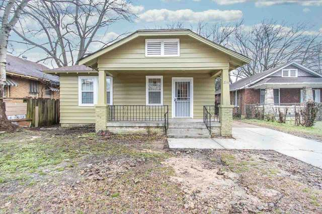 1485 Jackson Ave, Memphis, TN 38107 (#10070350) :: The Wallace Group - RE/MAX On Point
