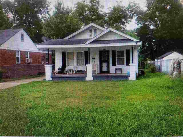 2607 Barron Ave S, Memphis, TN 38114 (#10070545) :: The Wallace Group - RE/MAX On Point