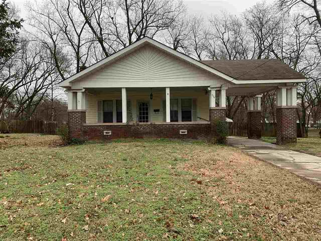 326 N Maple St, Covington, TN 38019 (#10070555) :: Bryan Realty Group