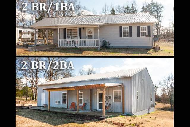833 Matrose Carroll Rd, Michie, TN 38357 (#10070630) :: The Wallace Group - RE/MAX On Point