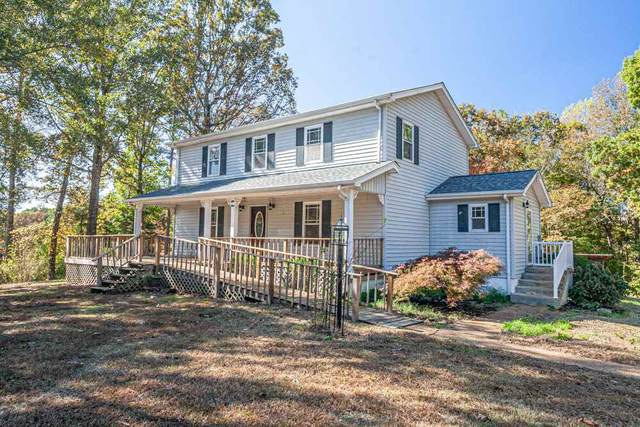2195 Higginbottom Rd, Selmer, TN 38375 (#10070635) :: The Wallace Group - RE/MAX On Point