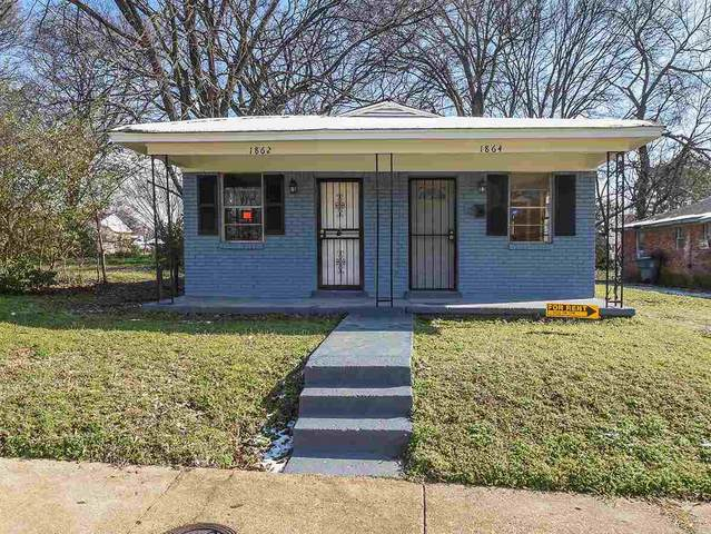 1862 Farrington St, Memphis, TN 38109 (#10070714) :: J Hunter Realty