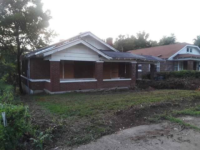 1477 S Willett St, Memphis, TN 38106 (#10070876) :: The Melissa Thompson Team