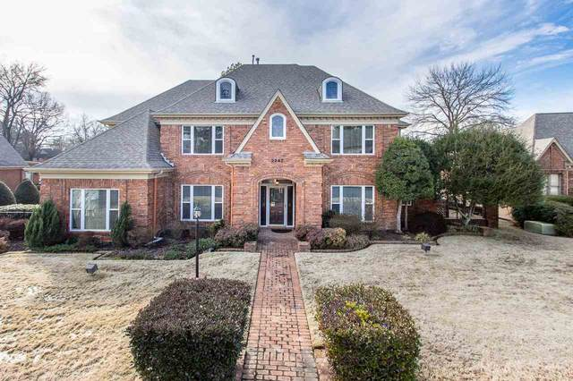 2247 Otterburn Ln, Germantown, TN 38139 (#10070949) :: The Wallace Group - RE/MAX On Point