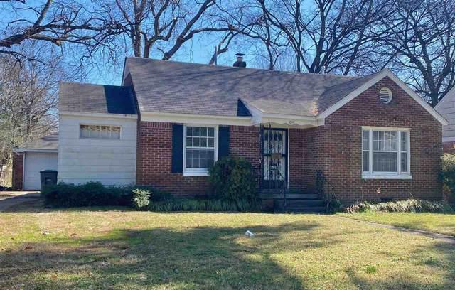 1030 Gordon St, Memphis, TN 38122 (#10070968) :: Bryan Realty Group
