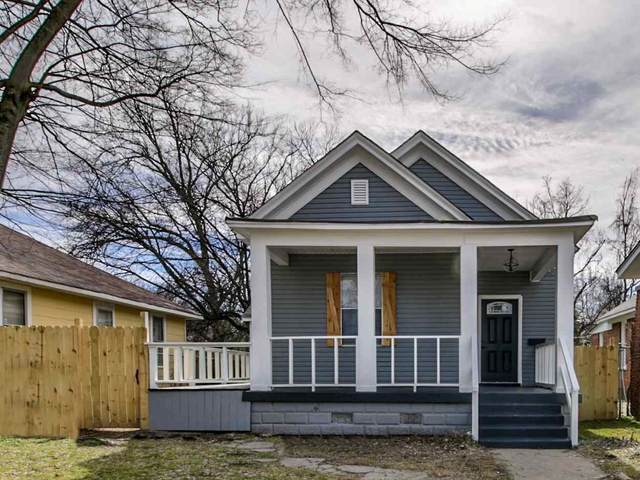 1375 Snowden Ave, Memphis, TN 38107 (#10071014) :: The Wallace Group - RE/MAX On Point