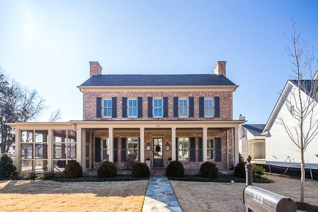 223 Natchez St, Collierville, TN 38017 (#10071091) :: J Hunter Realty