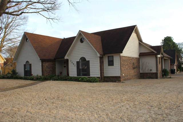7427 Fourth Ave, Bartlett, TN 38135 (#10071095) :: The Wallace Group - RE/MAX On Point