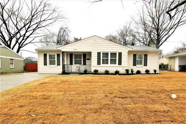 1343 S White Station Rd, Memphis, TN 38117 (#10071143) :: J Hunter Realty