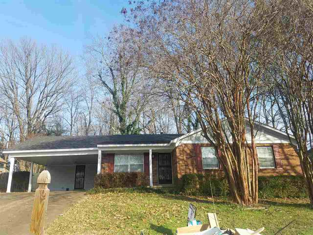 3956 Gouverneur St, Unincorporated, TN 38135 (#10071145) :: The Wallace Group - RE/MAX On Point