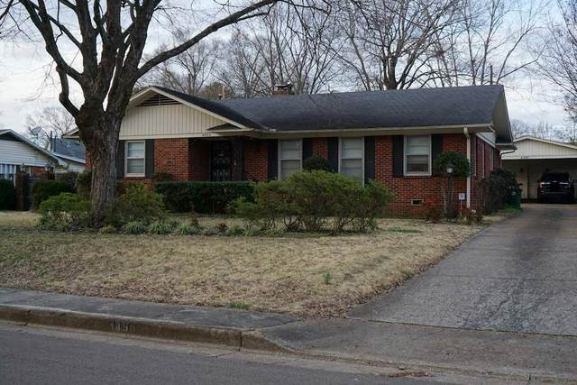 4890 Bland Ave, Millington, TN 38053 (#10071178) :: J Hunter Realty