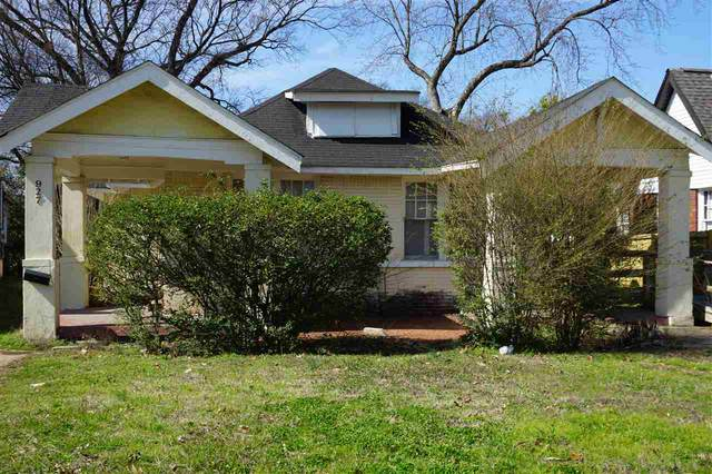 929 N Avalon St, Memphis, TN 38107 (#10071228) :: The Wallace Group - RE/MAX On Point