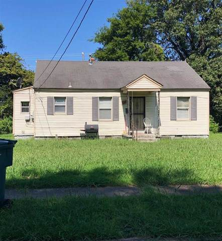 821 Gracewood St, Memphis, TN 38112 (#10071231) :: The Wallace Group - RE/MAX On Point
