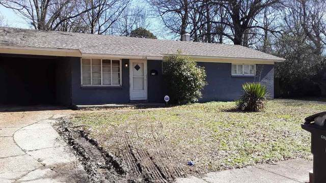 1718 Tahiti Ln, Memphis, TN 38117 (#10071235) :: The Wallace Group - RE/MAX On Point