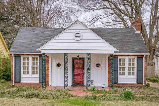 1860 Monticello Dr, Memphis, TN 38107 (#10071239) :: The Wallace Group - RE/MAX On Point
