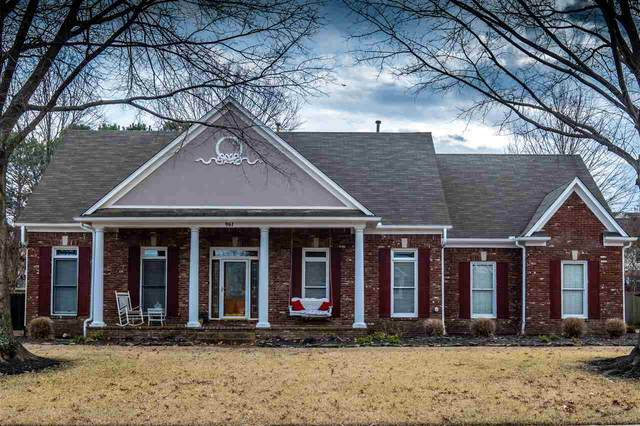 961 Handforth Cv, Collierville, TN 38017 (#10071269) :: J Hunter Realty