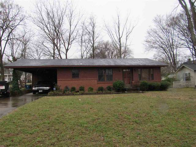 425 Tipton St, Covington, TN 38019 (#10071271) :: The Wallace Group - RE/MAX On Point