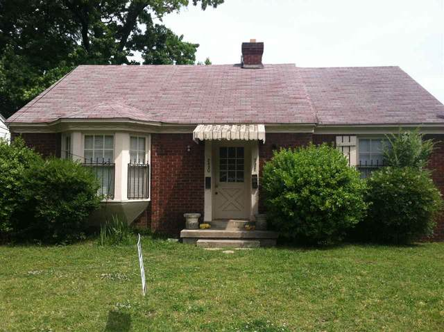 2430 Forrest Ave, Memphis, TN 38112 (#10071332) :: RE/MAX Real Estate Experts