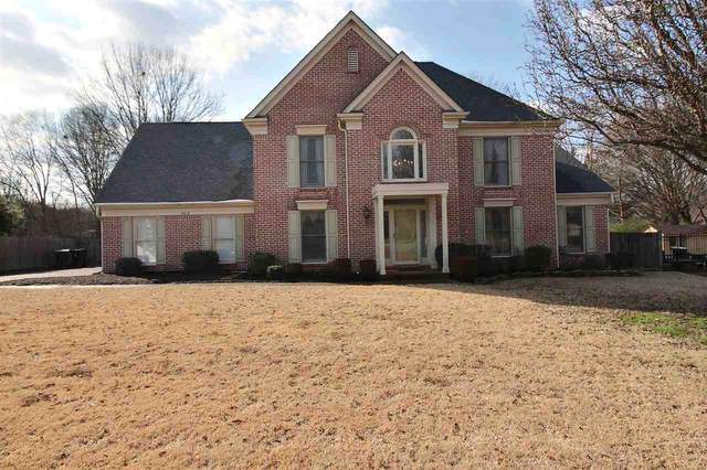 1013 Copper Leaf Cv, Collierville, TN 38017 (#10071340) :: J Hunter Realty
