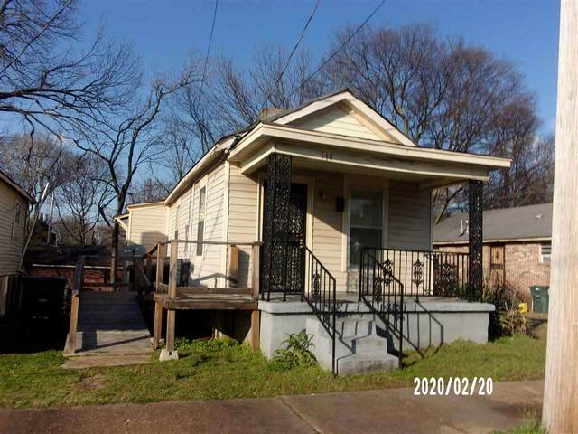 114 E Trigg Ave, Memphis, TN 38106 (#10071341) :: J Hunter Realty