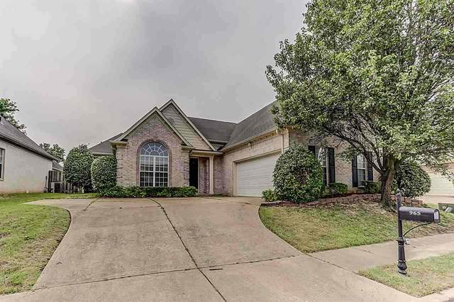 965 W Nesting Wood Cir, Memphis, TN 38018 (#10071425) :: The Wallace Group - RE/MAX On Point