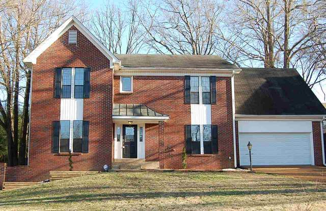 8729 N Carrollwood Cv, Memphis, TN 38016 (#10071450) :: The Dream Team