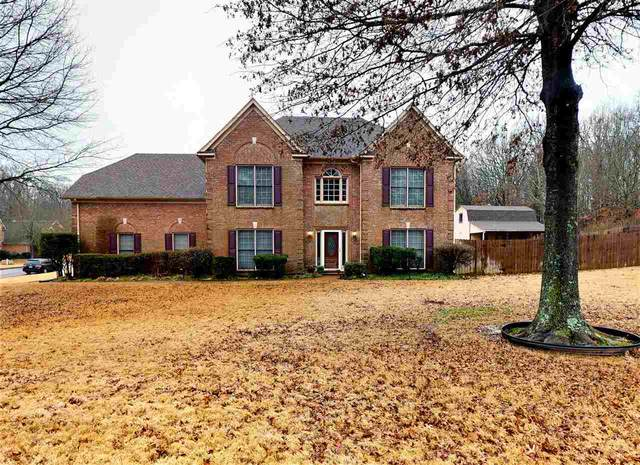 4121 Sparrow Hill Dr, Lakeland, TN 38002 (#10071550) :: J Hunter Realty