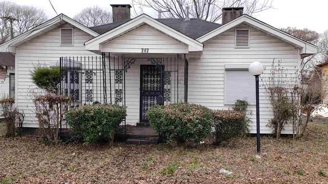 747 David St, Memphis, TN 38114 (#10071569) :: RE/MAX Real Estate Experts