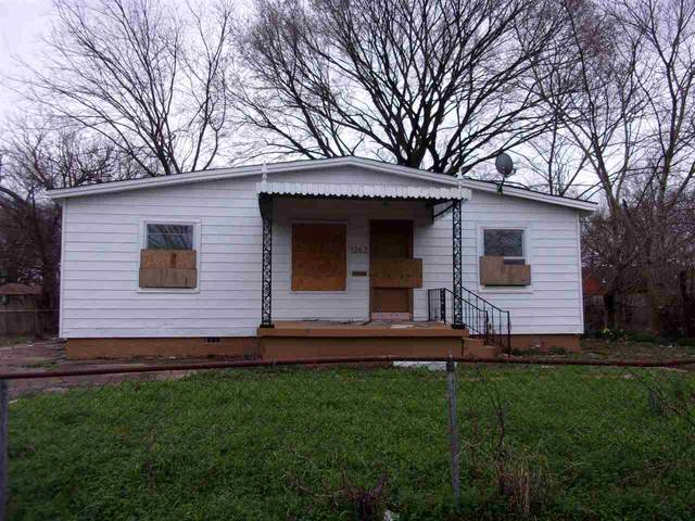 1263 Smith Ave, Memphis, TN 38107 (#10071676) :: All Stars Realty