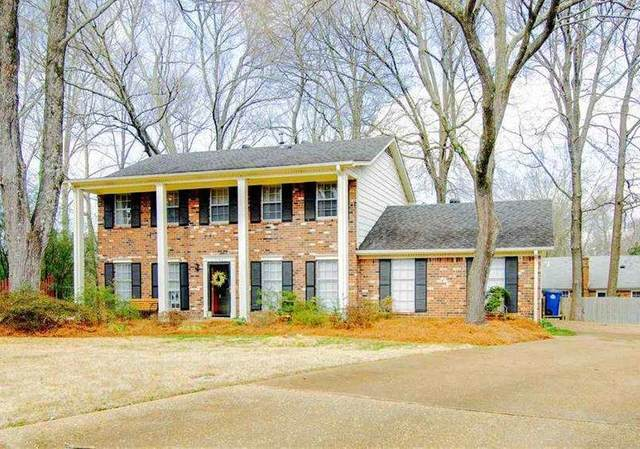 7126 Mimosa Dr, Germantown, TN 38138 (#10071730) :: The Wallace Group - RE/MAX On Point