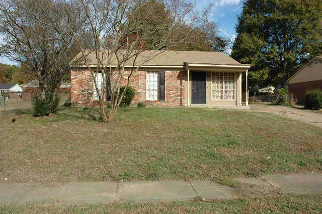 1164 Canary Ln, Memphis, TN 38109 (MLS #10071786) :: The Justin Lance Team of Keller Williams Realty
